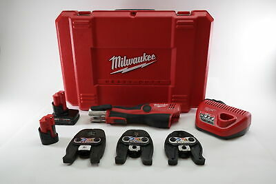 Milwaukee 247320 M12 Force Logic Press Tool Kit