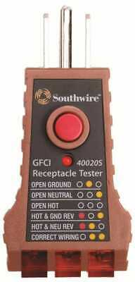 Southwire-40020SE GFCI Receptacle Tester
