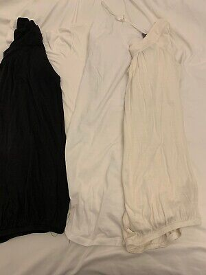 Four Maternity Tops Bundle Size 10