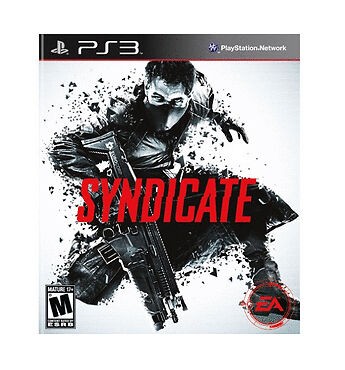 Syndicate (Sony PlayStation 3, 2012) PS3 CIB Complete in Box