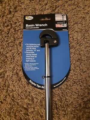 "Cobra Products PST151, 10"" Basin Wrench"