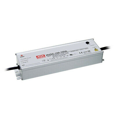 Meanwell MEAN WELL HVGC-100-350A - 100 W - IP65 - 180 - 528 V - 0,35 A - 285 V