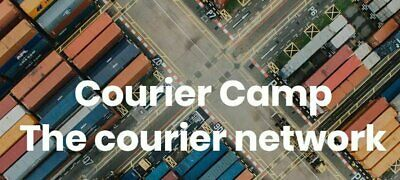 Courier Network Website for sale - Work From Home