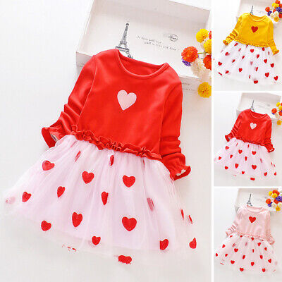 Kids Girls dress Children Toddlers Girls dress Ruffles Casual Girls Mesh Tulle