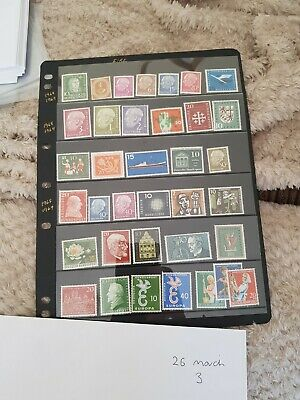 Germany Stamps Mint mnh