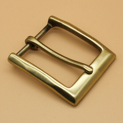 Rectangular Plain Plaque Trophy Buckle for Casual Jean Belts BSC