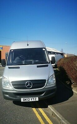 mercedes sprinter 2.1 cdi 313 lwb high roof zero previous owners