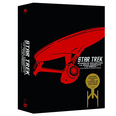 STAR TREK Stardate Collection - La Serie Completa (12 Dvd)