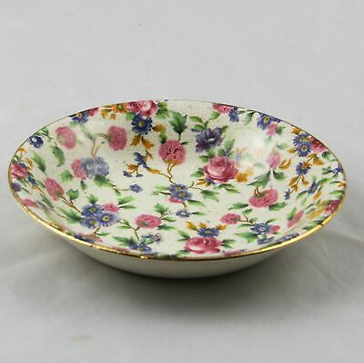 Royal Winton Grimwades Old Cottage Chintz Berry Dessert Bowl Multiple Available