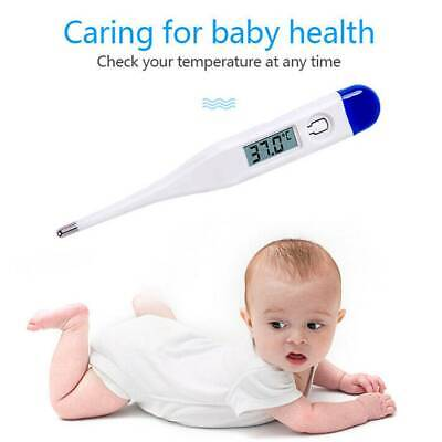 LCD Thermometer Digital Medical Baby Adult Body  Kids Safe Ear Mouth Temperature