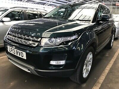 2013 Range Rover Evoque 2.2 Sd4 Pure 4Wd - 1Owner, Panroof, 7 Stamps, Satnav