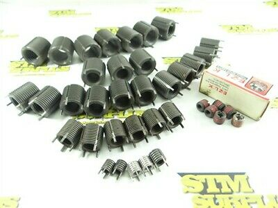 """Large Lot Of New! Thread Repair/Keylocking Inserts 1/2""""-20 To 1-3/8""""-12 Exterior"""
