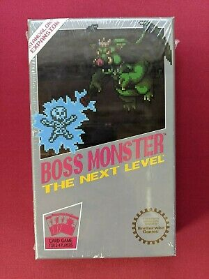 Boss Monster The Next Level - Brotherwise Games BGM-003 - New Sealed