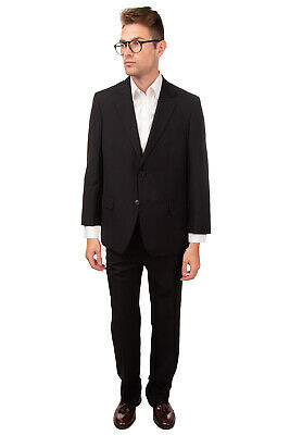 RRP€265 DOMENICO TAGLIENTE Single Breasted Suit Size 67 / 8XL Notch Lapel Collar