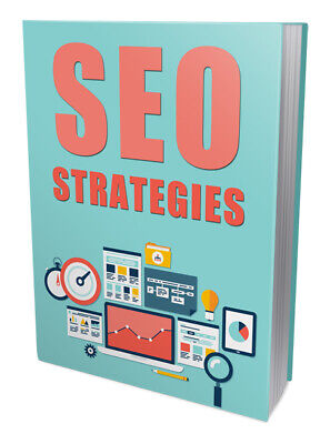 SEO Strategies Now and Then + BONUS - PDF Ebook with master resell rights