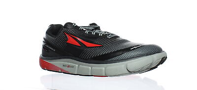 Altra Mens Torin 2.5 Black/Red Running Shoes Size 7