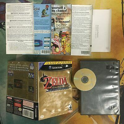 The Legend of Zelda: The Wind Waker - Nintendo GameCube GCN