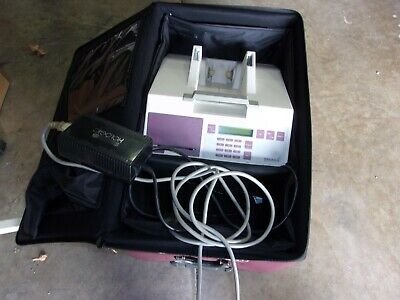 PORTABLE SAHARA CLINICAL BONE SONOMETER w/ TRAVEL CASE