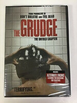 The Grudge, DVD, 2020, Brand New Sealed!!!