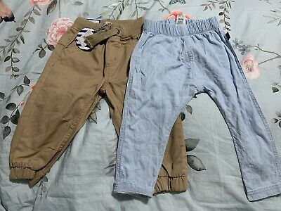 Boys Toddler Size 2 Pumpkin Patch Chinos New And Bonds Denim Pants