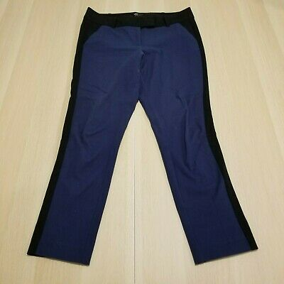 Mossimo Target Women's Stretch Extensible Skinny Pants Career Size 10