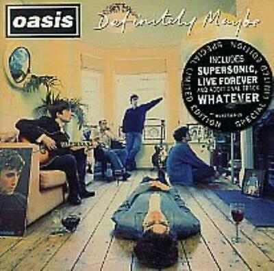 Oasis : Definitely Maybe CD Value Guaranteed from eBay's biggest seller!