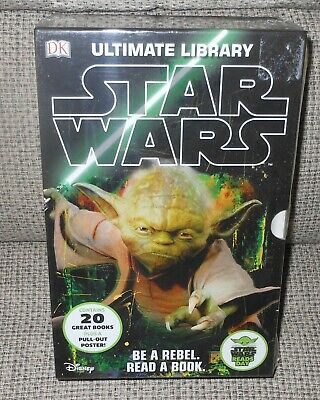 Star Wars Ultimate Library Box Set