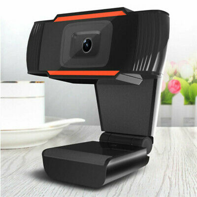 Rotatable 2.0 HD Webcam PC Digital USB Camera Video Recording with Microphone HD