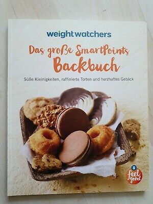 Weight Watchers Das große SmartPoints Backbuch WW Kochbuch Smart Points