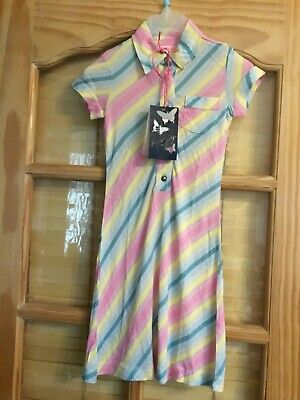 Brand New With Tags Girls Miss Sixty Dress Age 8
