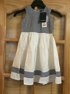 Brand New With Tags Beautiful Girls Dress By Blue Seven age 5 Years