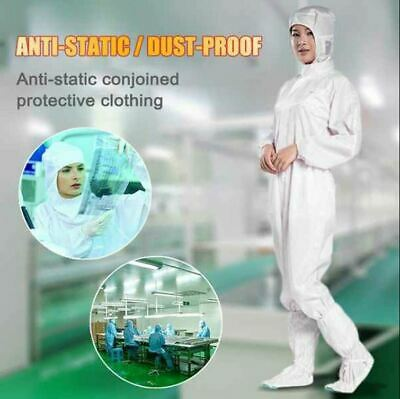 Reusable Washable Colored Coverall Safety Clothing Protective Overall Suit Coat