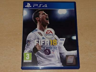 FIFA 18 PS4 Playstation 4 **FREE UK POSTAGE**