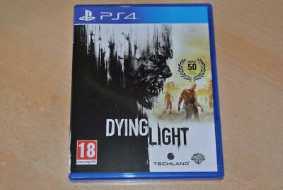 Dying Light PS4 PLAYSTATION 4