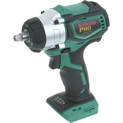 """Grizzly PRO T30292 20V 3/8"""" Impact Wrench - Tool Only"""