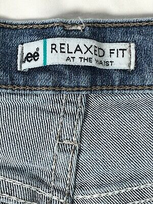 Lee Relaxed Fit At The Waist  Jeans Womens Size 16