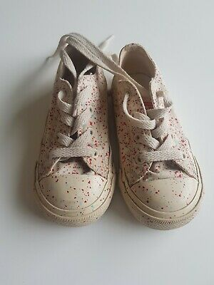Converse Toddler Shoes Sz US8