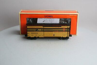 LIONEL TEXAS /& PACIFIC EXPRESS PS1 BOXCAR 1721 O GAUGE train postal 6-83567 NEW