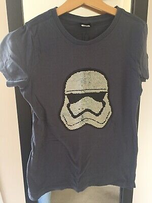 Star Wars Boys T-Shirt Cotton On Size 10