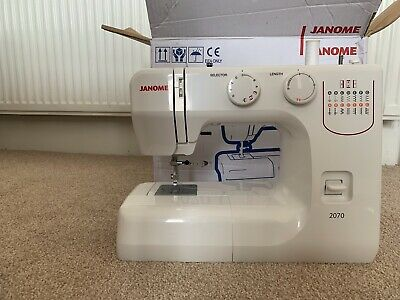 Janome 2070 Sewing Machine