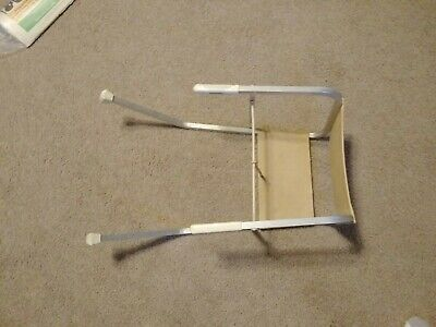 Vintage Sassy Seat Portable High Chair Table Booster Toddler Child Baby Doll