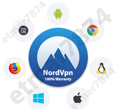 NordVPN Premium 1-2-3 YEARS 🔥 FAST Delivery🚚 | LIFETIME Warranty | Global Key✅