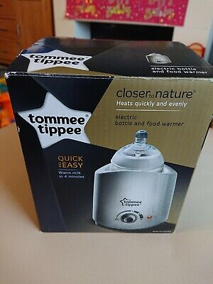 Tommee Tippee Electric Bottle and Food Warmer BNIB