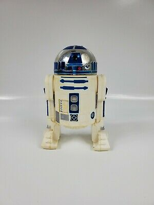 Vintage 1978 Kenner Products R2D2 #38630. Preowned.  Posable. Rolls.