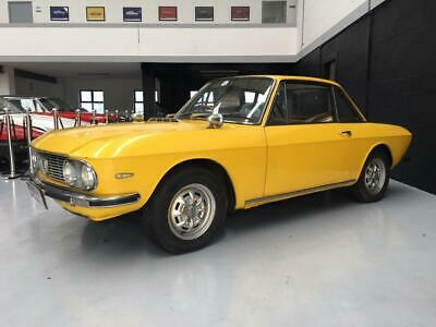 1972 Lancia Fulvia 1.3s- Lovely restoration project