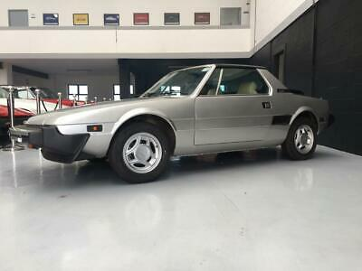 1984 Fiat X19- absolutely outstanding