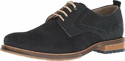 Lotus Men's Hammond Smart Casual Navy Suede Leather Brogues Shoes UK 6