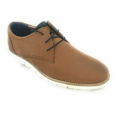 Men's Lotus Chadwick Light Tan Leather Lace Up Brogues UK 7 EURO 41 US 8
