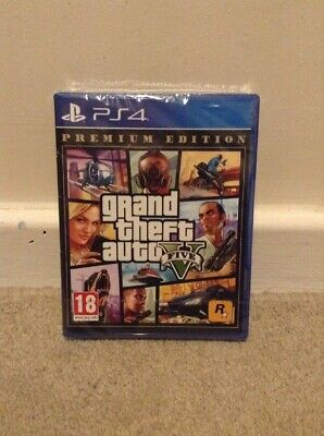 Ps4 Grand Theft Auto 5 Gta V