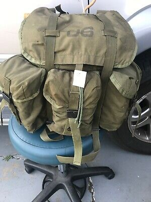 Vintage US Military Genuine Alice Back Pack